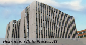 Heinzmann Data Process AS