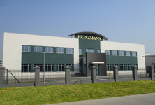 New company premises of HEINZMANN China